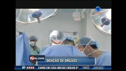 NBlogs discute a importância da doação de órgãos - Rede Record