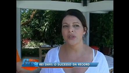 Sônia Lima fala sobre Rei Davi e é elogiada por de colegas da ...