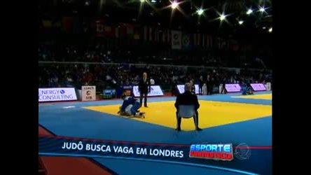 Judocas brasileiros buscam as últimas vagas para as Olimpíadas ...
