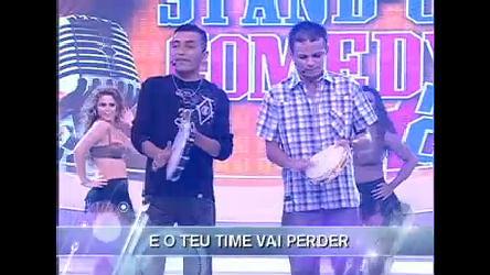 Reis da embolada cantam divertida música sobre futebol - Record ...