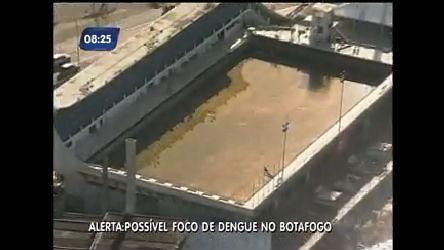 Piscina do Botafogo ( RJ) é possível foco de dengue - Rio de Janeiro ...