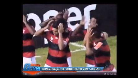 Comemoração de gol de Ronaldinho transforma funk em sucesso ...