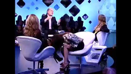 Ana Paula Padrão, Bruna Lombardi e Cristiana Arcangeli falam ...