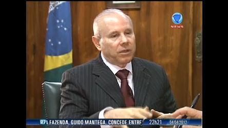 Guido Mantega fala sobre as novas medidas de estimulo à indústria ...