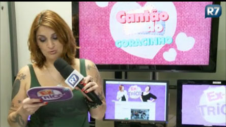 Clara ajuda internauta no Cantão do Coracinho - Entretenimento ...