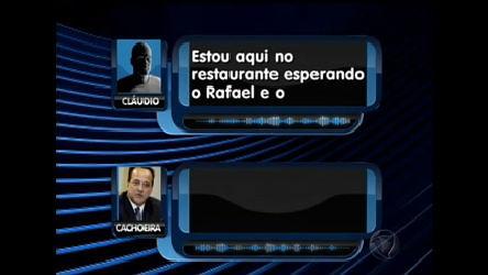Dois secretários são citados nas escutas telefônicas com Carlinhos ...