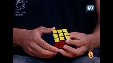 Legendários na Web mostra os segredos do cubo mágico ...