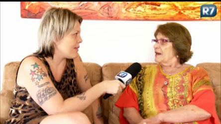Mãe de Lele rouba a cena; veja as histórias de Dona Belkis ...