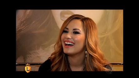 """Demi Lovato fala sobre polêmica """"paquera"""" com brasileiros em ..."""