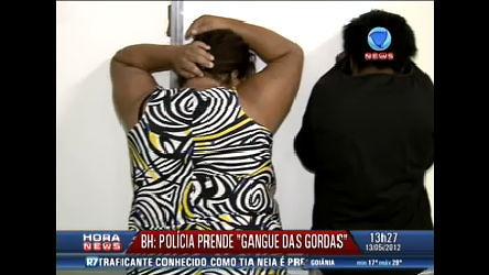 "Polícia prende mulheres suspeitas de integrar a ""gangue das ..."