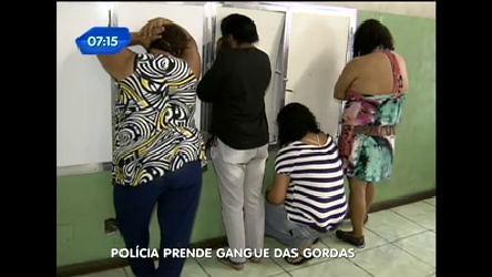 """Suspeitas de integrar a """"gangue das gordas"""" são presas em Belo ..."""