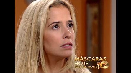 Desconfiada, Eliza coloca Otávio contra a parede - Rede Record