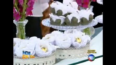 Veja as novidades de docinhos e bolos de casamento ...