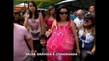 Mulher será condenada por falsa gravidez de quadrigêmeos - Rede ...