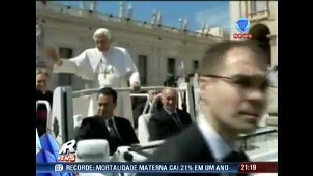 Vaticano prende mordomo do Papa Bento XVI - Record News - R7 ...