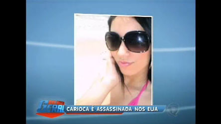Carioca morre enforcada nos EUA - Rio de Janeiro - R7 Balanço ...