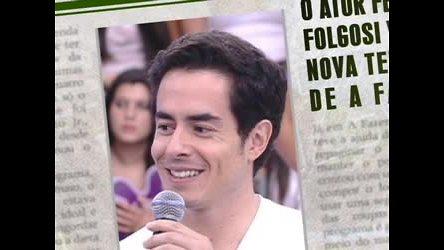 Felipe Folgosi é um dos nomes cotados para A Fazenda - Record ...