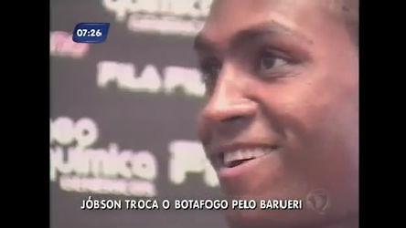Atacante Jobson deixa Botafogo ( RJ) - Rio de Janeiro - R7 RJ no Ar