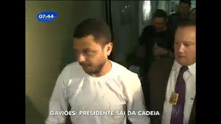 Depois de 18 dias, presidente da Gaviões da Fiel sai da prisão ...