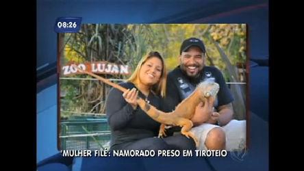 PM namorado da Mulher Filé é preso após atirar contra carros na ...