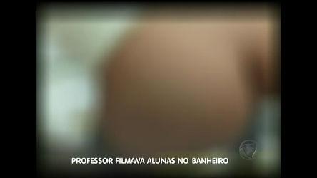 Professor de informática grava alunas com câmera escondida em ...