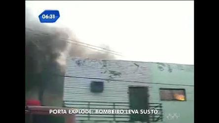 Incêndio destrói loja de tecidos em Fortaleza (CE) - Notícias - R7 ...