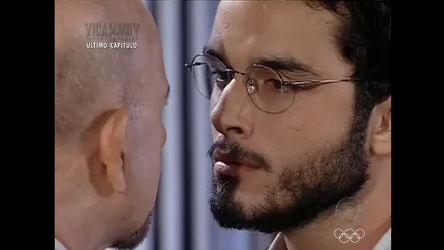 Mário e Miguel discutem na sala de Ísis - Record Play - R7 Vidas ...