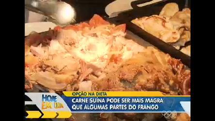 Carne de porco também pode ser saudável - Entretenimento - R7 ...