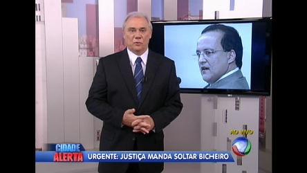 Justiça Federal determina libertação do bicheiro Carlinhos Cachoeira