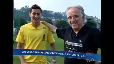 Esporte Fantástico promove encontro entre os maestros do futebol e ...