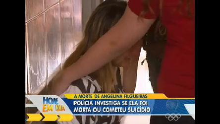 Mistério: polícia investiga morte da irmã de Angela Bismachi ...