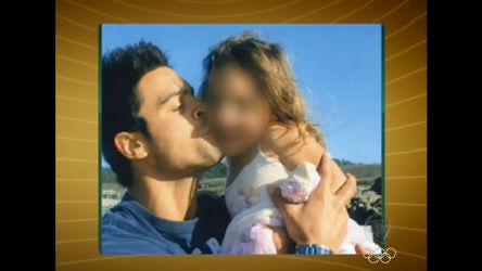 Gustavo Salyer luta para ter notícias da filha depois de sete meses ...