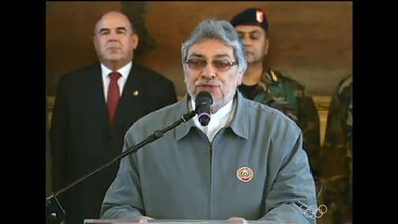 Câmara dos deputados paraguaia aprova pedido de impeachment ...