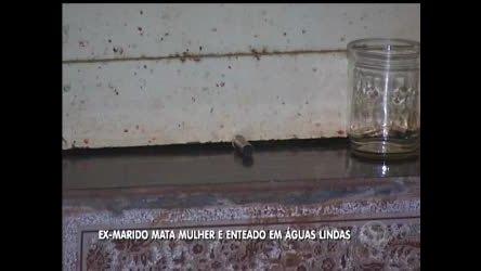 Ex-marido mata mulher e enteado em Águas Lindas - Distrito ...