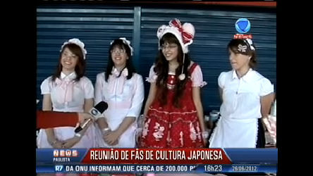 Encontro de cosplays promove a cultura japonesa em Ribeirão ...