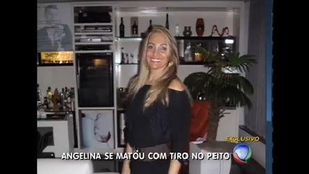 Delegado conclui que irmã de Angela Bismarchi se matou em ...