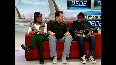 Família Para Nossa Alegria faz música para a Olimpíada de Londres