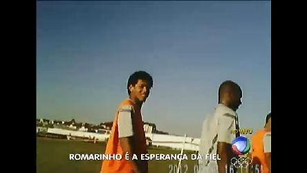 Novo xodó da fiel, Romarinho deve ficar no banco contra o Boca ...