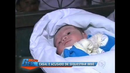 Casal preso por sequestro em Saquarema (RJ) venderia bebê - Rio ...