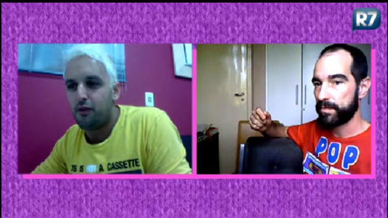 Lele e Pedro Tapajós falam se Rodrigo jogou bem ao dar o ...