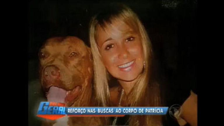 Polícia encerra buscas por ossada de Patrícia Amieiro em sítio do Rio