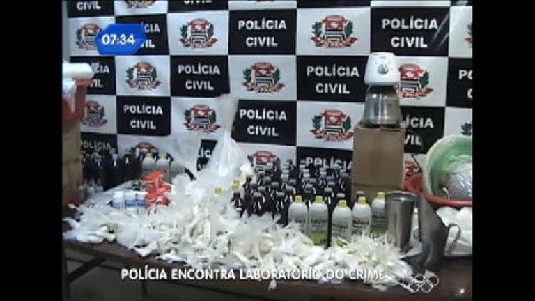 Polícia descobre laboratório de drogas em Mairiporã (SP) - Notícias ...