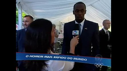 Usain Bolt quer bater recordes na Olimpíada de Londres - Esportes ...