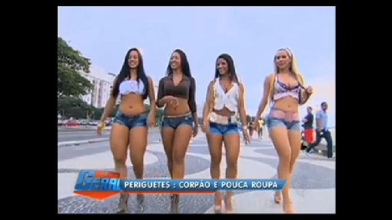 Conheça quem são as periguetes assumidas no Rio - Rio de ...