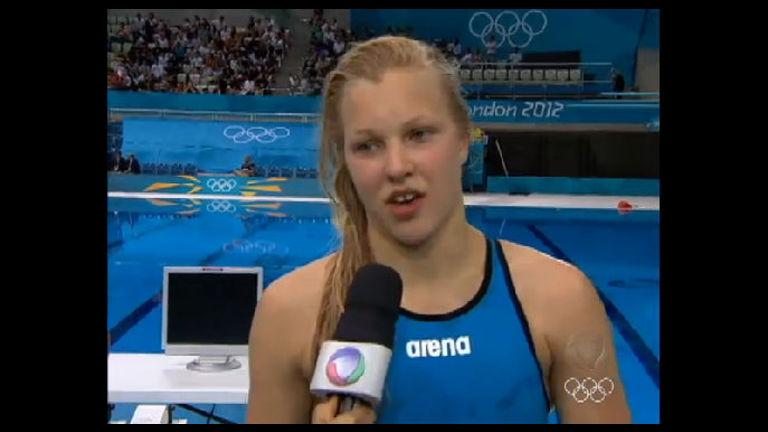 Jovens da Lituânia e Estados Unidos supreendem na natação ...