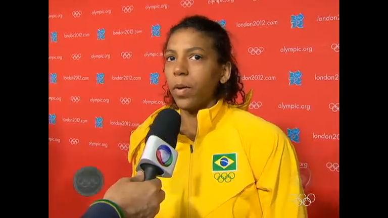 Judoca brasileira Rafaela Silva sofre ofensa racista após cometer erro