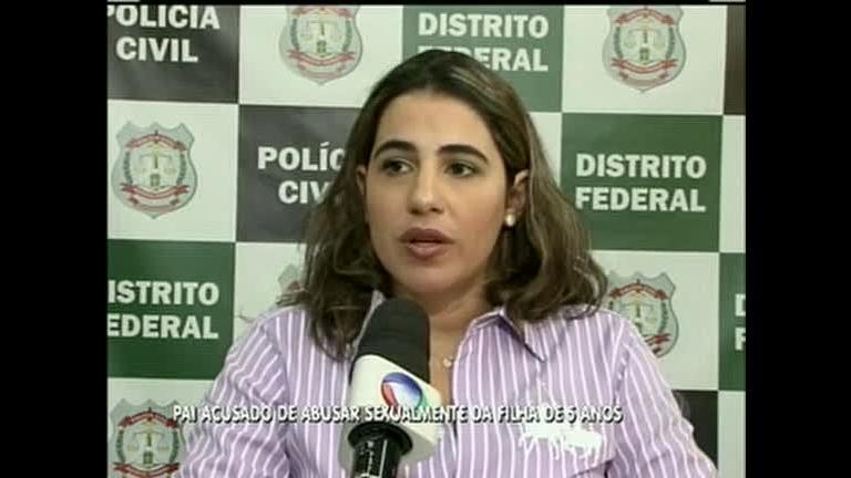 Pai é preso acusado de abusar sexualmente a própria filha - Rede ...