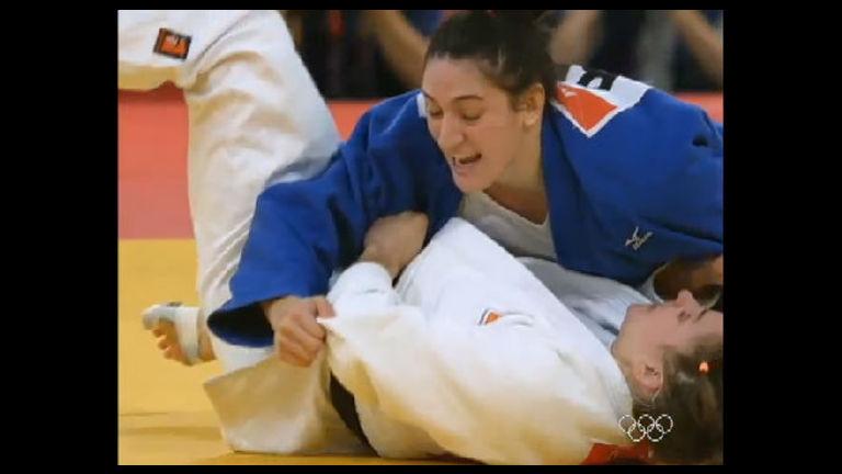 Judoca Mayra Aguiar consegue medalha de bronze para o Brasil ...