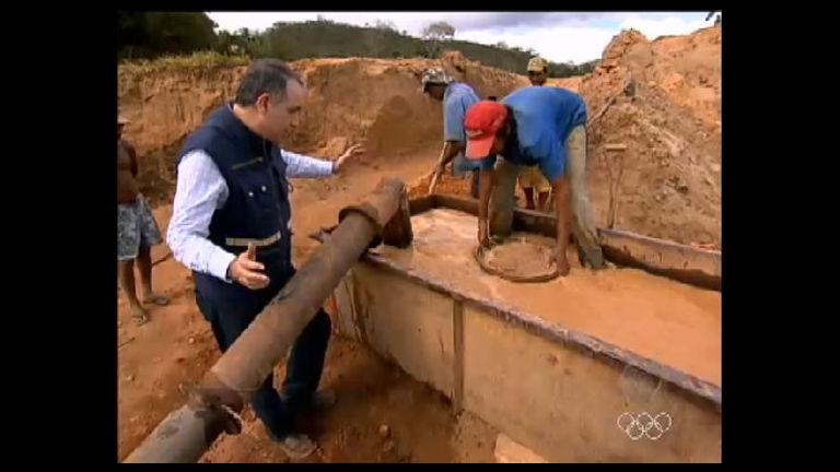 Jornal da Record descobre garimpo ilegal diamante e ouro em ...
