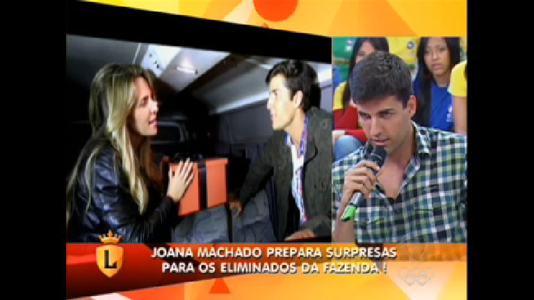 Joana Machado acompanhou Penélope Nova e Diego Pombo após ...